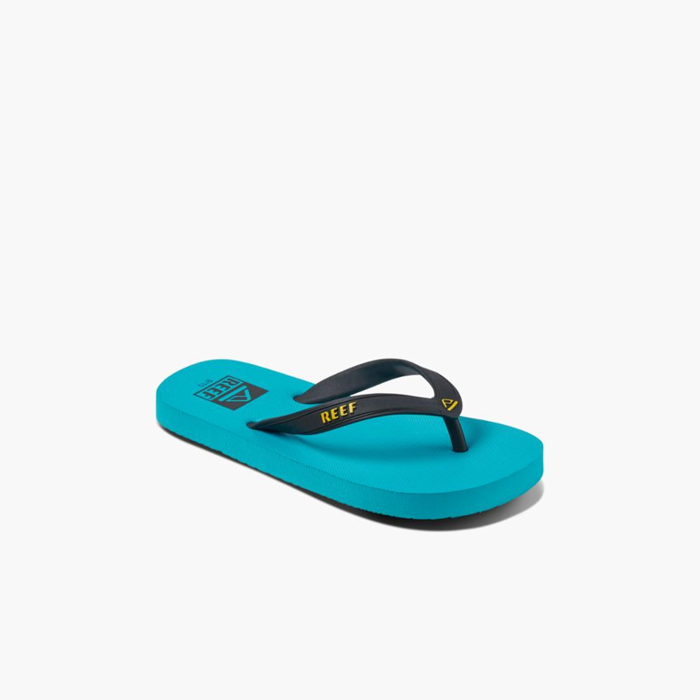 Reef Kids KIDS SWITCHFOOT BLACK/TURQUOISE