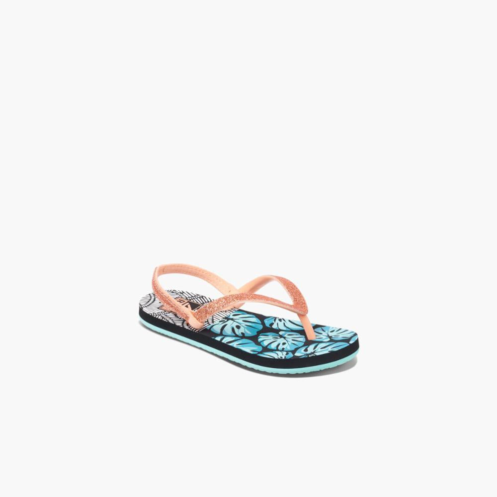 Reef Kids LITTLE STARGAZER PRINTS GEO PALMS