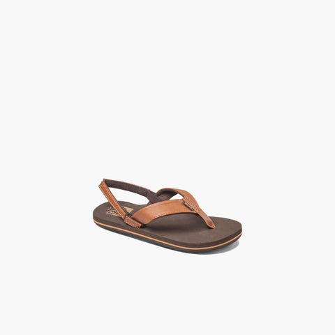 Reef Kids LITTLE TWINPIN BROWN