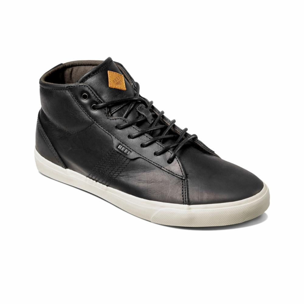 Reef Men REEF RIDGE MID LUX BLACK/URAL