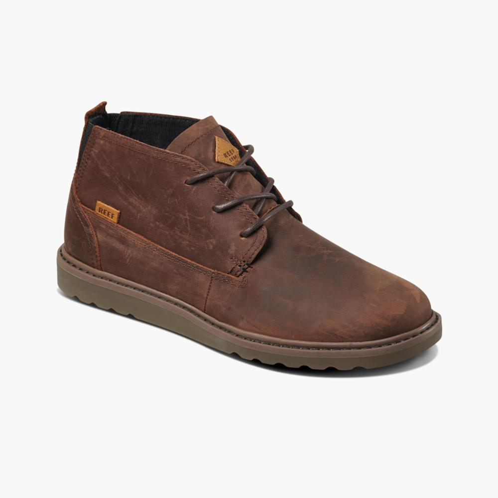 Reef Men REEF VOYAGE BOOT LE CHOCOLATE/BROWN