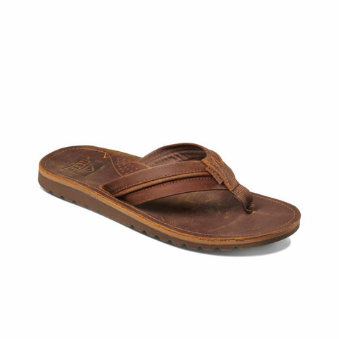 Reef Men VOYAGE LUX BROWN/BROWN