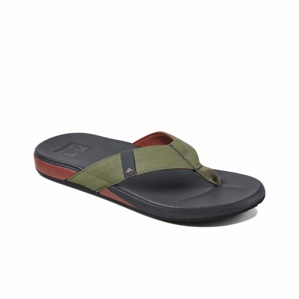 Reef Men CUSHION BOUNCE PHANTOM OLIVE/RED