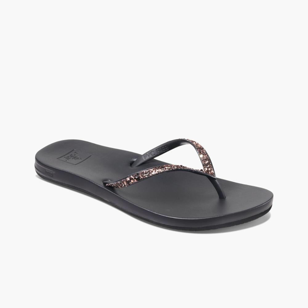 Reef Women CUSHION BOUNCE STARGAZER BLACK/BRONZE