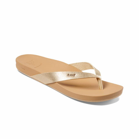 Reef Women CUSHION COURT TAN/CHAMPAGNE