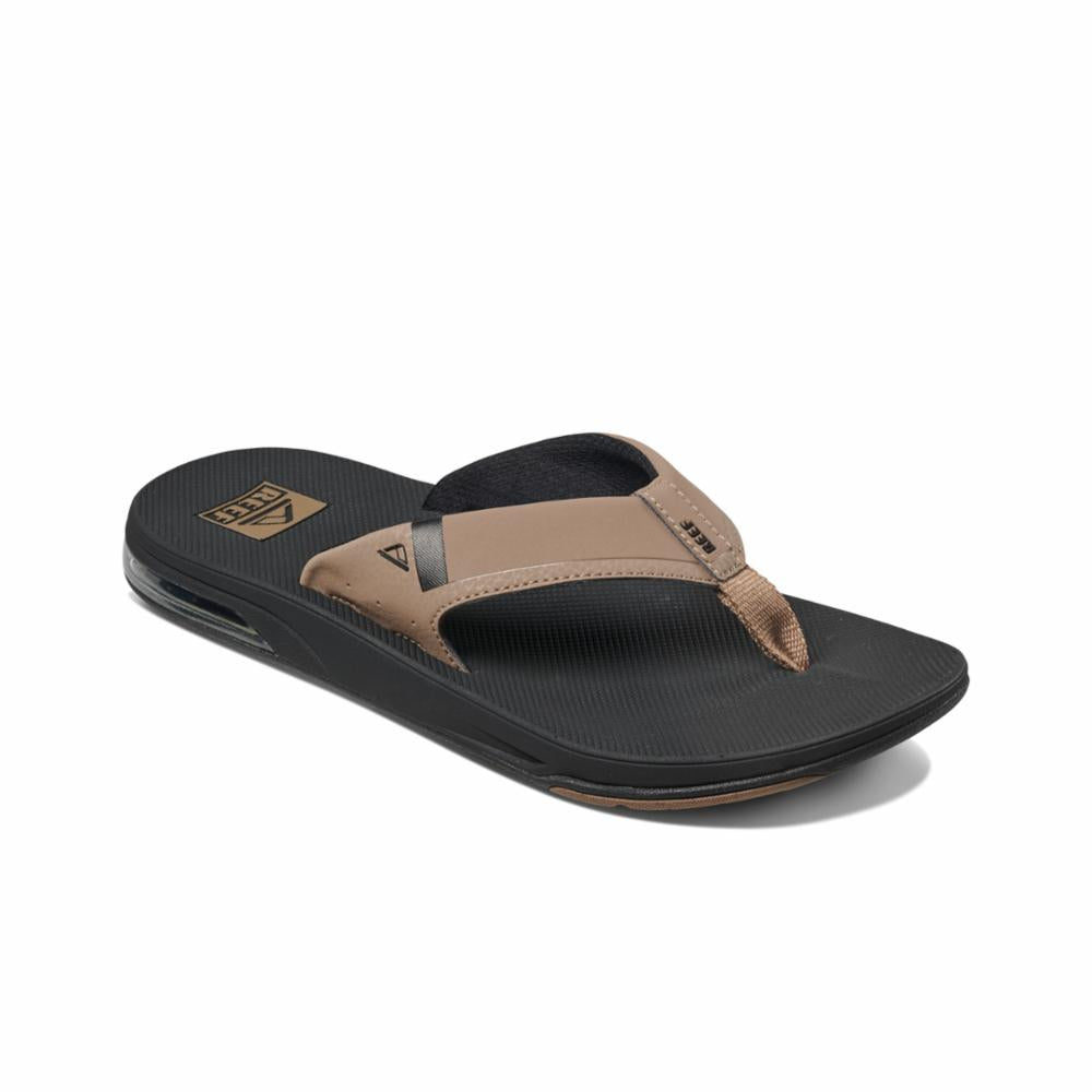 Reef Men FANNING LOW BLACK/TAN