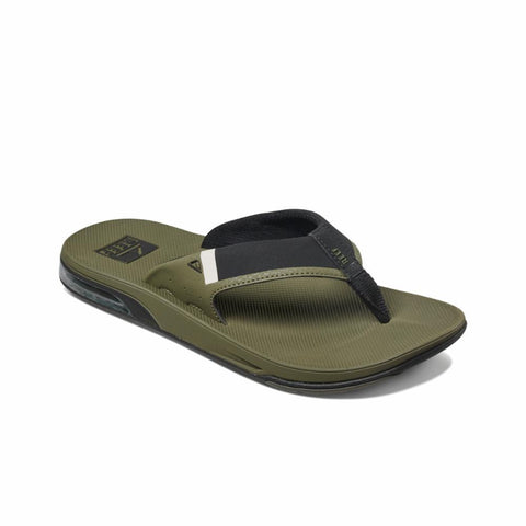 Reef Men FANNING LOW OLIVE