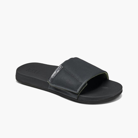 Reef Men CUSHION BOUNCE SLIDE BLACK