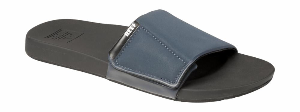 Reef Men CUSHION SLIDE BLACK/NAVY