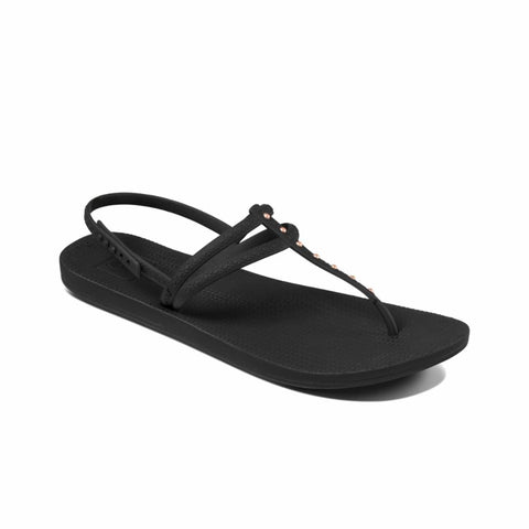 Reef Women REEF ESCAPE LUX T STUD ANTIQUE BLACK