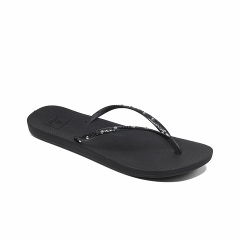 Reef Women REEF ESCAPE LUX STUD BLACK/PEWTER