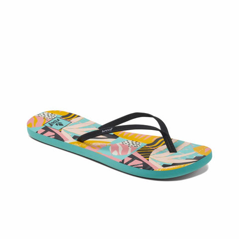 Reef Women REEF BLISS-FULL TROPICAL AQUA