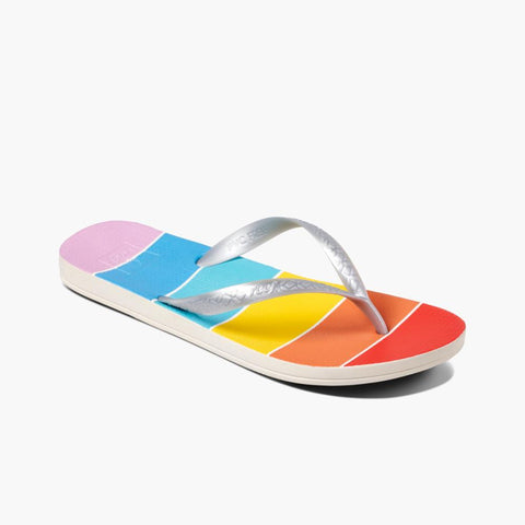 Reef Women REEF ESCAPE LUX + PRINTS RAINBOW STRIPE
