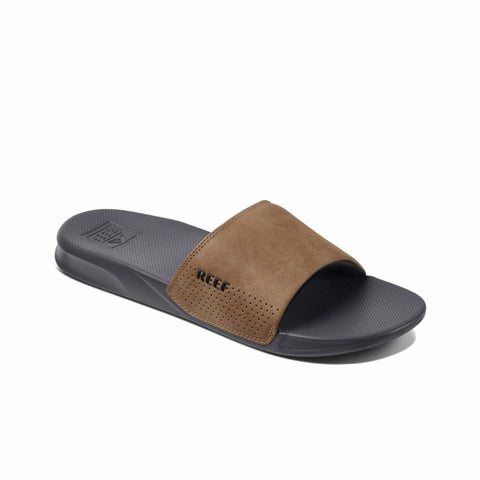 Reef Men REEF ONE SLIDE GREY/TAN