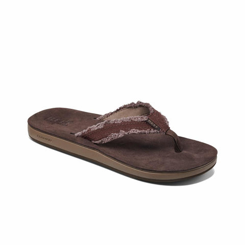 Reef Men CUSHION FRAY BROWN