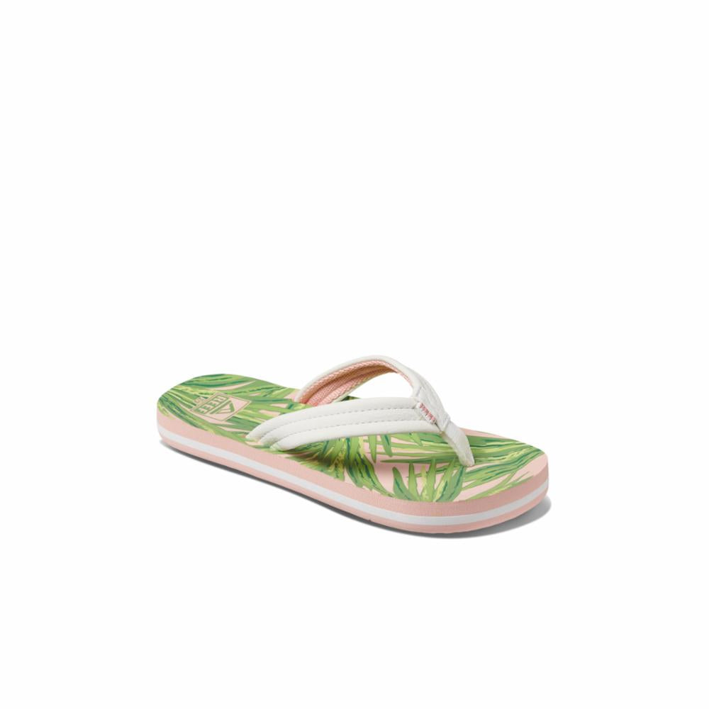 Reef Kids KIDS AHI TROPICAL PALMS
