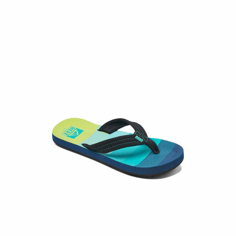 Reef Kids KIDS AHI AQUA/GREEN