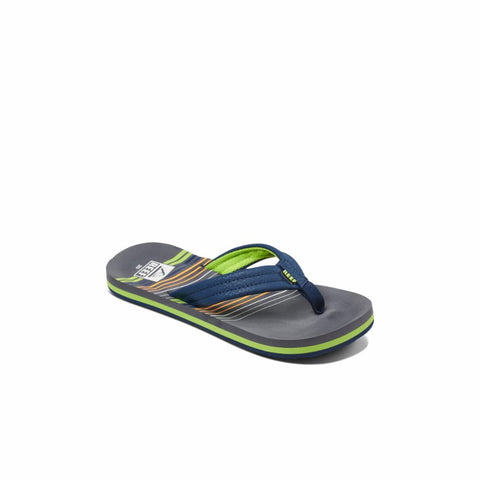 Reef Kids KIDS AHI STRIPE GREEN