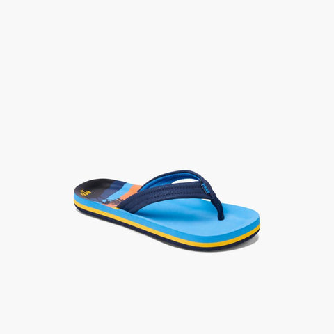 Reef Kids KIDS AHI BLUE HAWAII