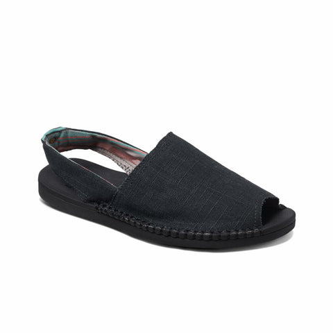 Reef Women REEF ESCAPE SLING BLACK/BLACK