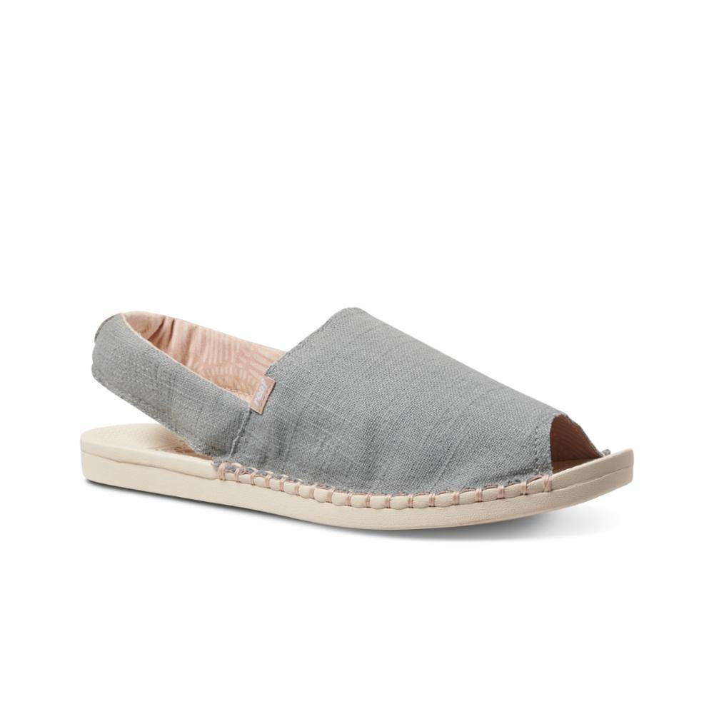 Reef Women REEF ESCAPE SLING GREY/CREAM