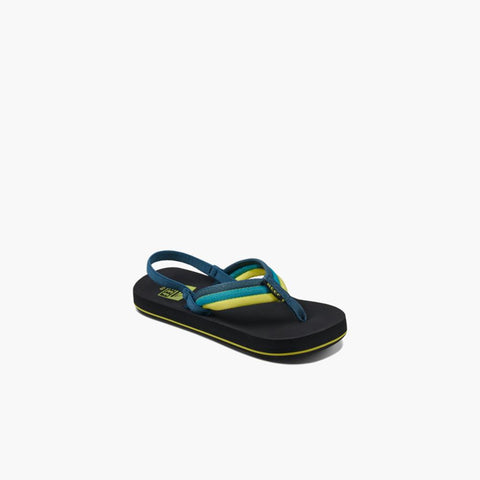 Reef Kids LITTLE AHI BEACH BLUE/GREEN
