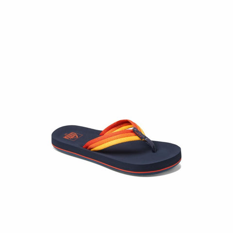Reef Kids KIDS AHI BEACH NAVY SUNSET