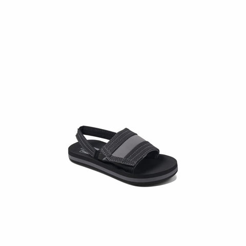Reef Kids LITTLE AHI SLIDE BLACK