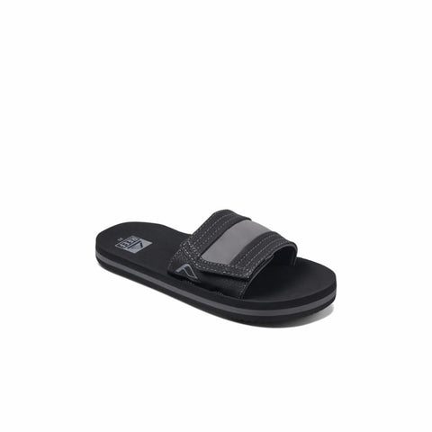 Reef Kids KIDS AHI SLIDE BLACK