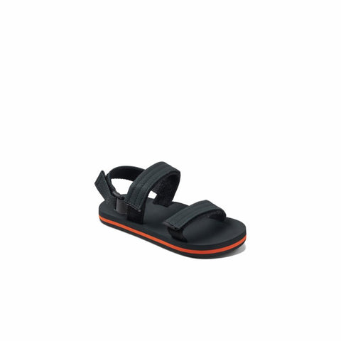 Reef Kids LITTLE AHI CONVERTIBLE GREY/ORANGE