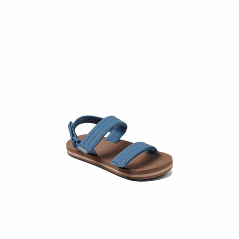 Reef Kids LITTLE AHI CONVERTIBLE TAN/NAVY