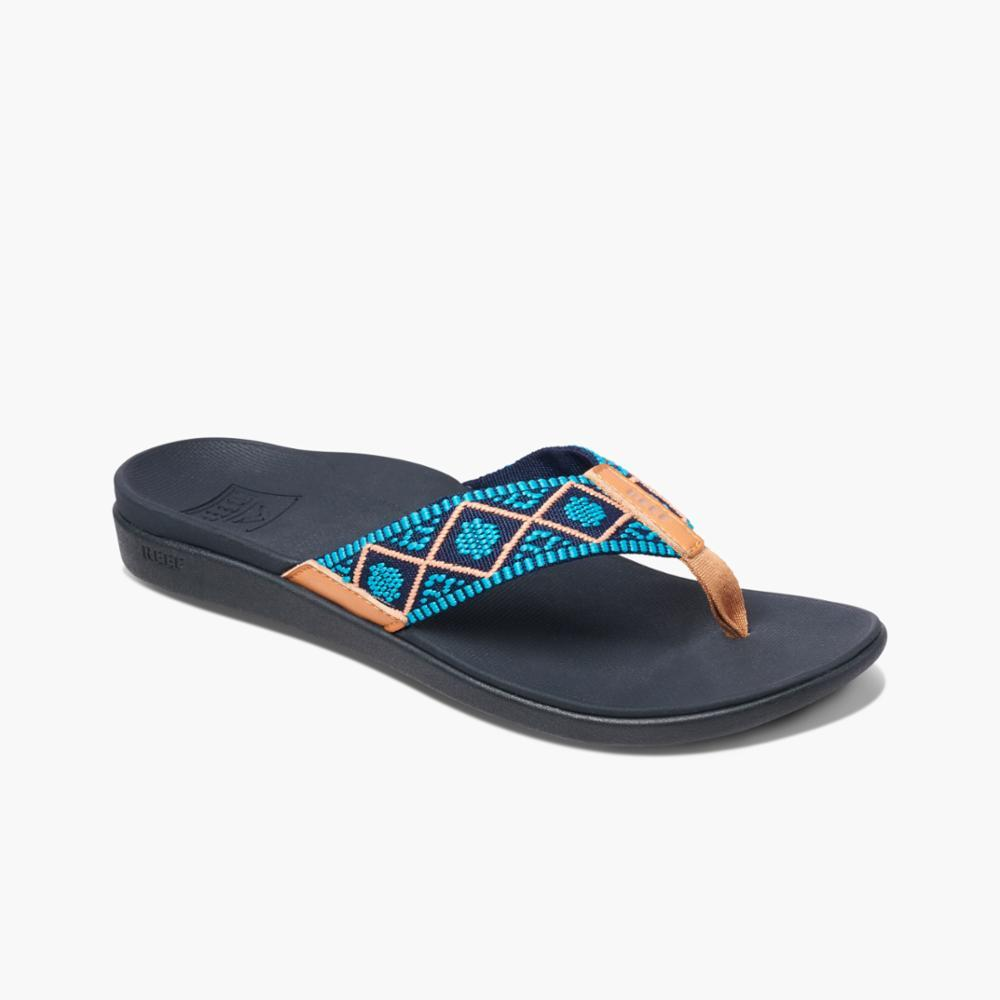 Reef Women REEF ORTHO-BOUNCE WOVEN AQUA