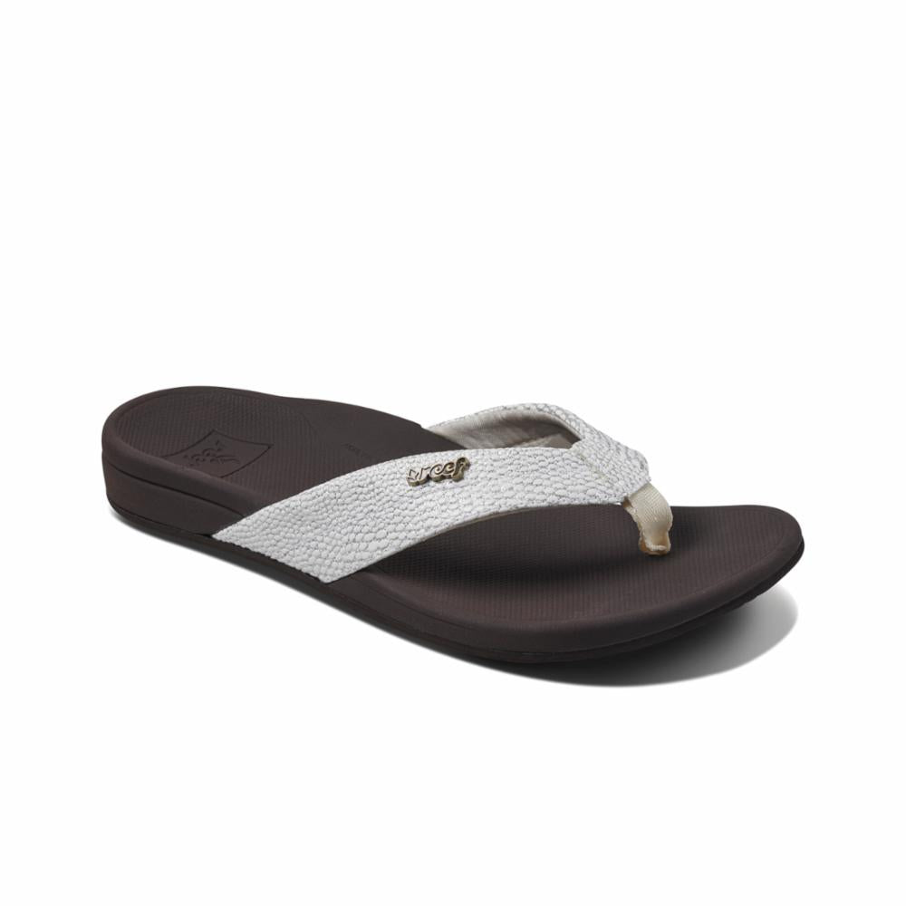 Reef Women REEF ORTHO-SPRING BROWN/WHITE