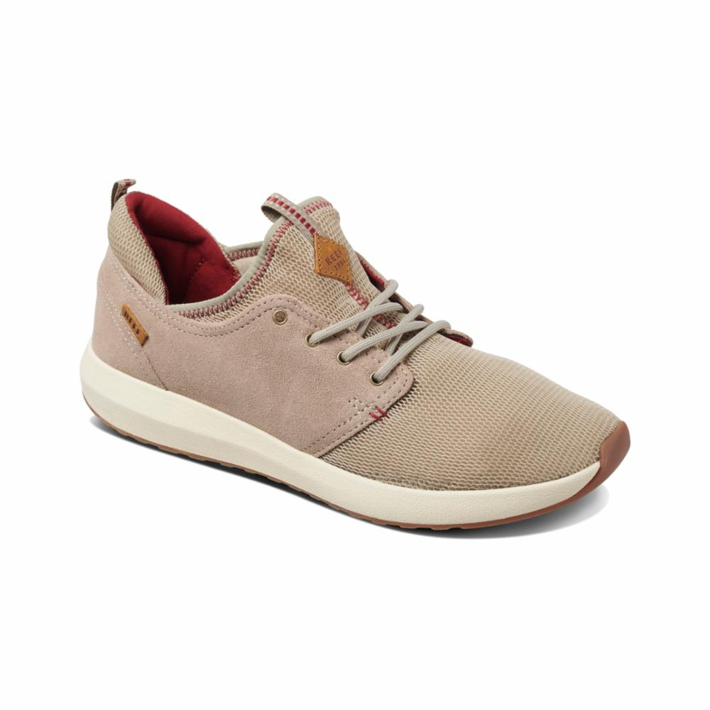 Reef Men REEF CRUISER KHAKI/CREAM/RED