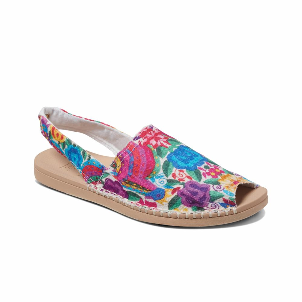 Reef Women REEF ESCAPE SLING PRINTS MULTI FLORAL