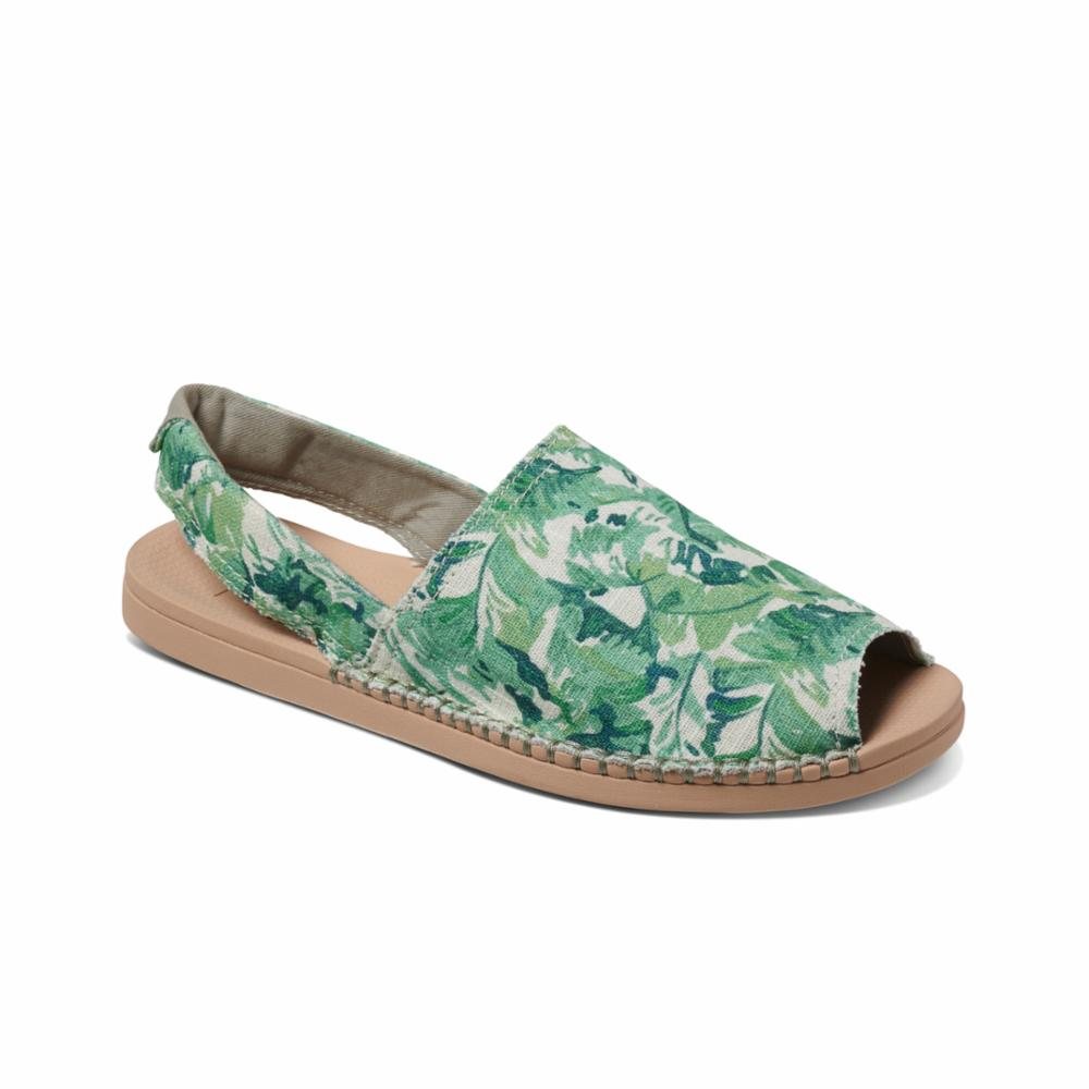 Reef Women REEF ESCAPE SLING PRINTS URAL PALMS