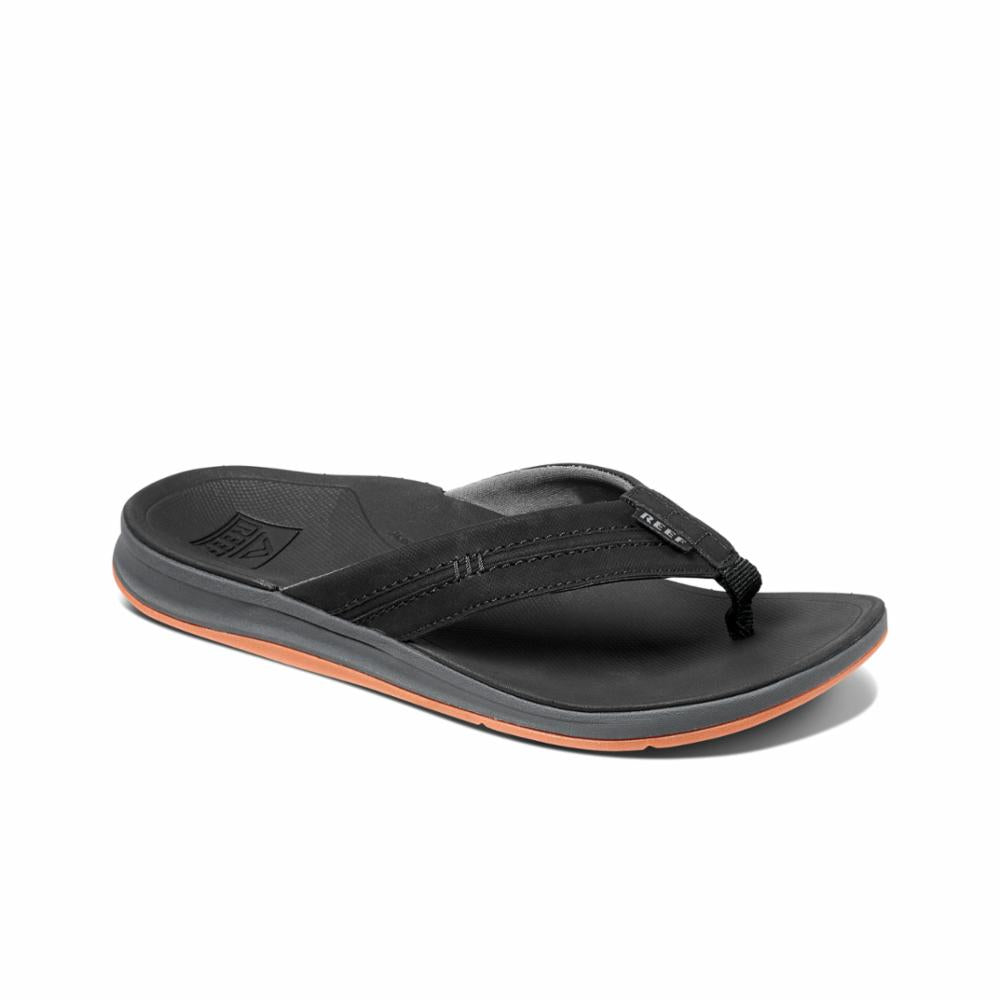 Reef Men ORTHO COAST BLACK
