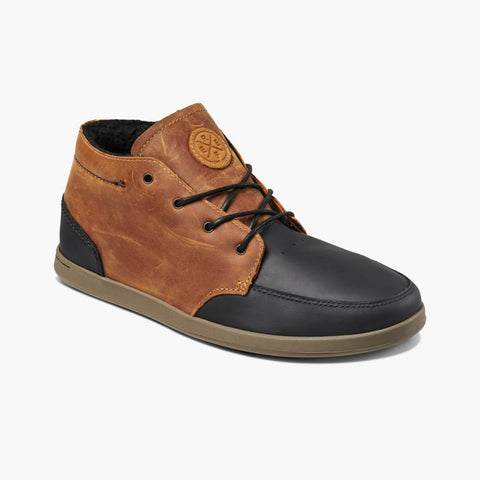Reef Men REEF SPINIKER MID WT TAN/BLACK