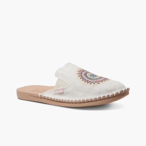 Reef Women REEF ESCAPE MULE PRINTS SUNSHINE