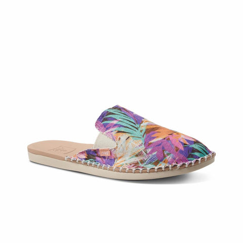 Reef Women REEF ESCAPE MULE PRINTS SUNSET PALMS