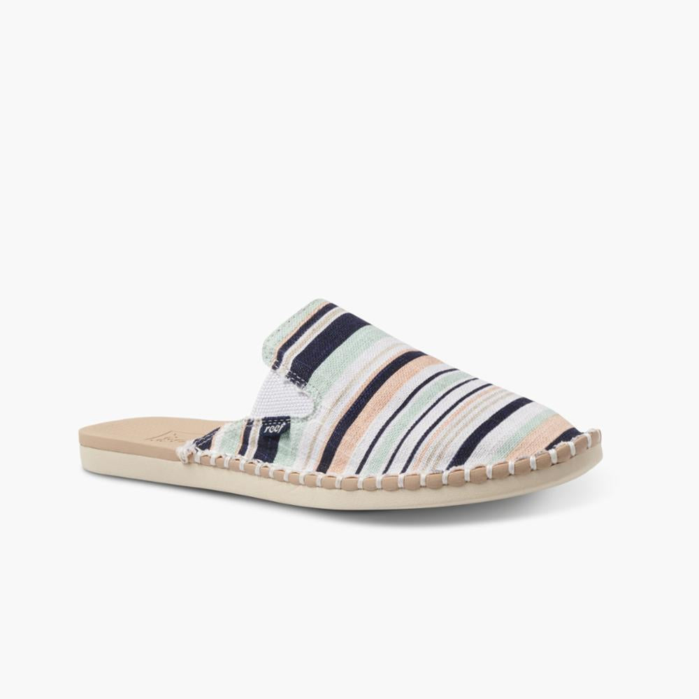 Reef Women REEF ESCAPE MULE PRINTS PREP STRIPE