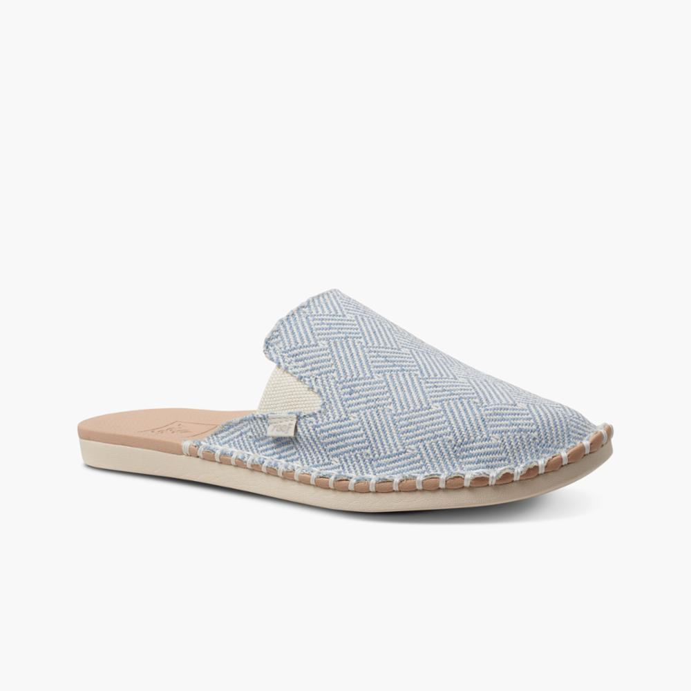 Reef Women REEF ESCAPE MULE TX LIGHT BLUE/WHITE