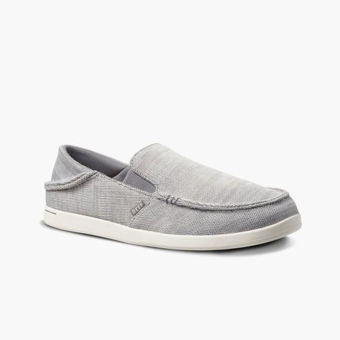 Reef Men CUSHION MATEY KNIT LIGHT GREY