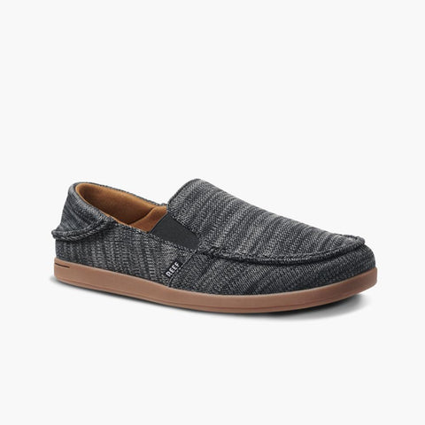 Reef Men CUSHION MATEY KNIT BLACK/GUM