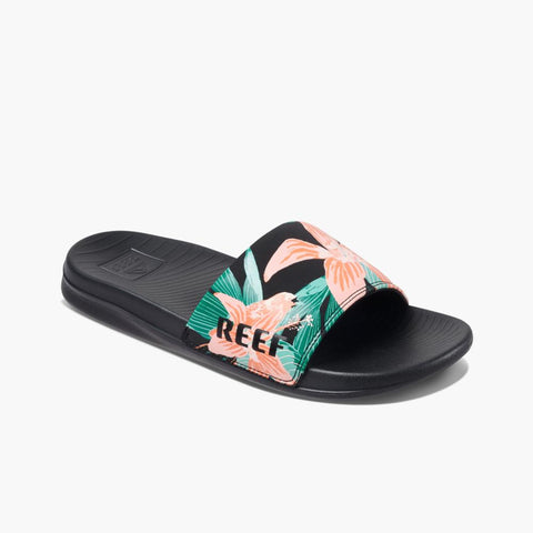 Reef Women REEF ONE SLIDE HIBISCUS