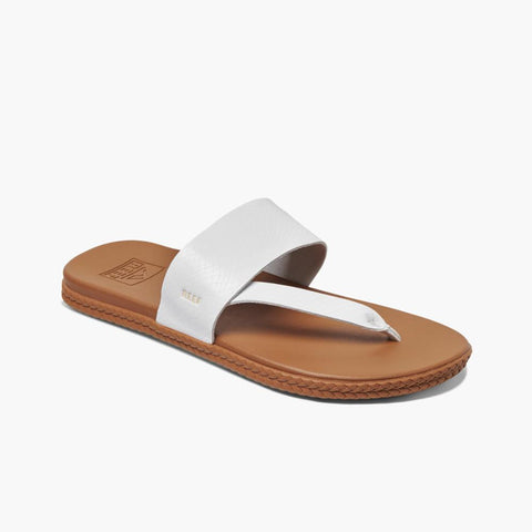 Reef Women CUSHION SOL WHITE/SNAKE