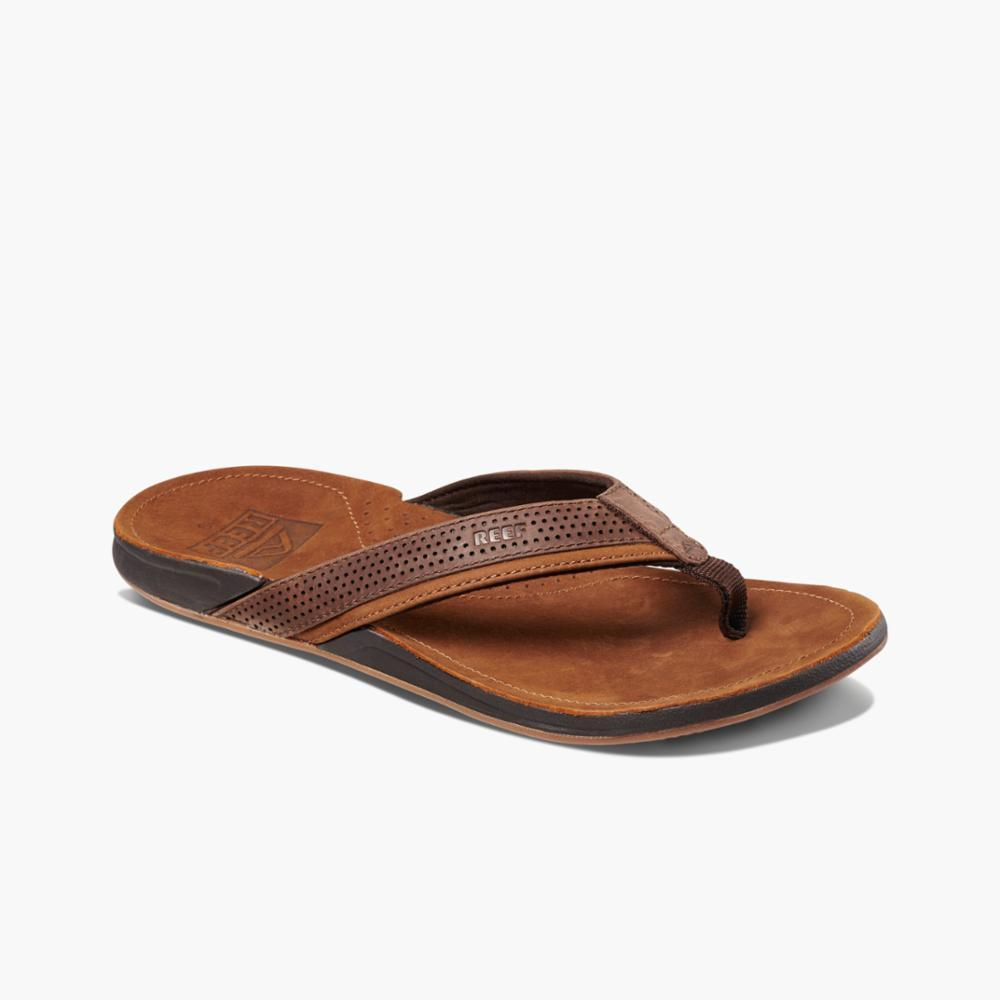 Reef Men J-BAY PERF JAVA/CARAMEL