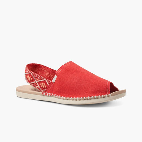 Reef Women REEF ESCAPE SLING WOVEN RASPBERRY