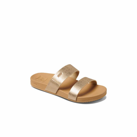 Reef Kids KIDS CUSHION BOUNCE VISTA TAN/CHAMPAGNE