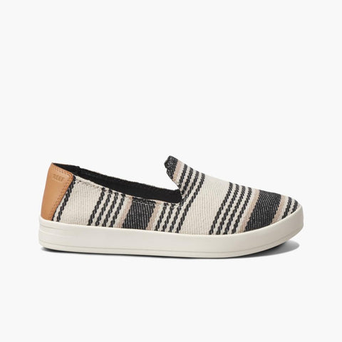 Reef Women CUSHION SUNRISE BLACK/STRIPES
